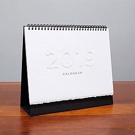 2019 탁상용 달력 가로형
